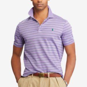 Ralph Lauren SS Custom Slim Soft Touch Polo Shirt